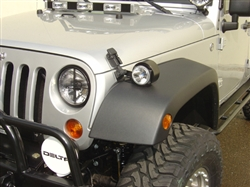 '07-10 Jeep JK Fender Light Set by Delta DEL-01-6550-HDJ