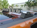 HUMMER H3/H3T 6X LIGHT BAR WITH (6) XENON DRIVING LIGHTS by Delta