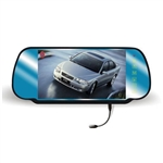 Monitor / Mirror LCD Video for Rear or Front Camera DEL-01-9500-VID