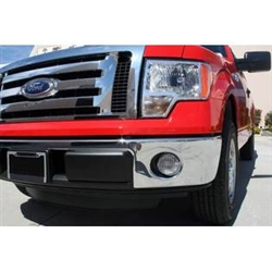 '09-'12 F150 Fascia HID Fog Light Kit DEL-01-9539-HIDF2