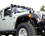 SkyBar™ for Jeep Wrangler TJ-JK 1997- 2008 by Delta