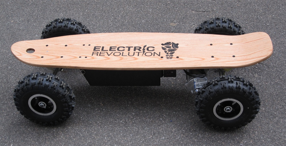 Erev Silverback 800 Offroad Series Motorized Electric