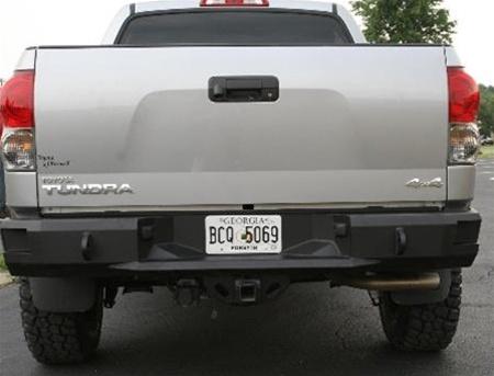 2007 2010 Toyota Tundra Rear Bumper By Fab Fours