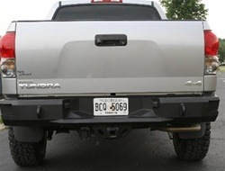 2007 - 2010 Toyota Tundra Rear Bumper by Fab Fours