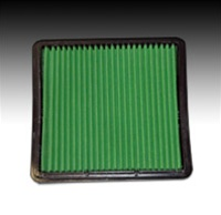 Dodge Nitro Green Air Filter 2.8L, 3.7L, 4.0L