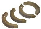 2006-2008 Hummer H3 Emergency Brake Shoes Set by GM