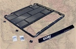 H2 SUT Stealth Roof Rack by Gobi