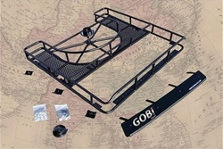 H2 SUT Roof Rack with Tire Carrier by Gobi