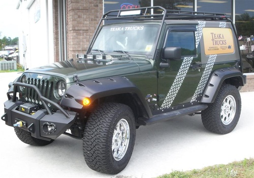 black barricade tj wrangler roof jeep rack racks textured