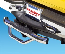 Dominator Hitch Step by Go Rhino