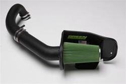 Cold Air Intake: 1997-2006 Jeep Wrangler by Green