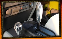 Wrangler Billet Aluminum Gear Shift Knob Package by Real Wheels