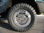 "Hummer H2/SUT 17/18"" Aluminum Wheel by G.T. Inc."