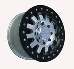 "Hummer H3 17"" 12 Spoke Aluminum Wheel by G.T. Inc."