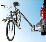 Hitch-Mount Drop-Down Bike Carrier by Highland