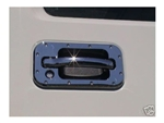 Hummer, H2, Chrome, Rivet, Door, Handle, Bezels, Hi-Tech, set of 4, HT-43200x, Door Handles, Cover, Hummer H2, Accessories, Side