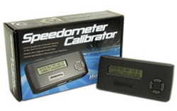 2007-2008 Jeep Wrangler Speedometer Calibrator by Hypertech