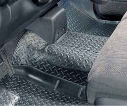 Huskyliner Floormats, Full-size Dodge