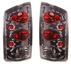 02-06 Ram Euro Tail Lamps Platinum Smoke by IPCW
