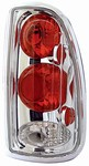 '00-'06 Tundra Tail Lamps (Std. Bed Regular/Access Cab) Crystal Clear by IPCW
