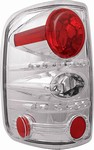 04-07 F150 Styleside Tail Lamps Crystal Clear by IPCW