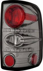 04-07 F150 Styleside Tail Lamps Platinum Smoke by IPCW