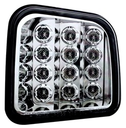 H3/H3T LED Turn/Parking Signal Lamp Set by IPCW