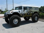 "Hummer H1 10"" Suspension Lift Kit by J. Auston"