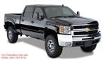 07-08 Chevy Silverado Pocket Style Fender Flares by Bushwacker