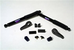 Hummer H2 Lowering Kit by Ground Force (for H2's with rear air ride)