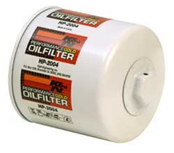 Replacment Oil Filter by K&N