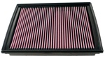 Dodge Nitro K&N Air Filter 2.8L, 3.7L, 4.0L