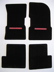 Hummer H1 Carpet Floor Lloyd Mats Set