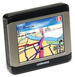XOG Crossover Road-Trail-Water GPS Navigation by Lowrance