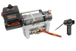 Mile Marker SEC9.5 Electric Winch