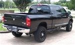 N-Fab Rear-Runner for '02-'08 Dodge Ram