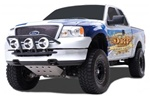 N-Fab DRP Light Cage for '05-'07 Ford F-250/350