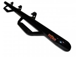 N-Fab's Wheel-to-Wheel Nerf Steps for '87-'97 Ford F250/F350 Regular Cab Long Bed