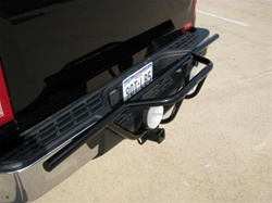 N-Fab Rear-Runner for '08-'09 Ford F-250/350