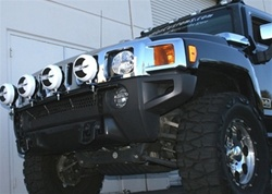 Hummer H3/H3T N-Fab Light Bar