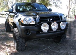 N-Fab DRP Light Cage for '05-'08 Toyota Tacoma