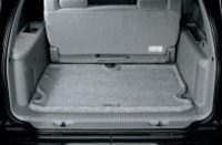 Nifty Wrangler 2007-2008 Black - 2 Door Rear Cargo Liner