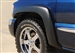 Extra Wide Fender Flair Front Set (2) Chevrolet Silverado/ GMC Sierra by Prestige PFF-EX103TA