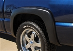 Street Style Fender Flair Rear Set (2) Chevrolet Silverado/ GMC Sierra by Prestige PFF-EX103TB