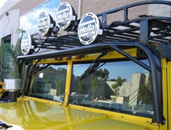 Heavy Duty Light Bar- Steel PM-H1-EXT-191