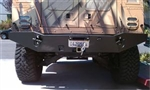 Search & Rescue Rear Winch Bumper PM-H1-EXT-200