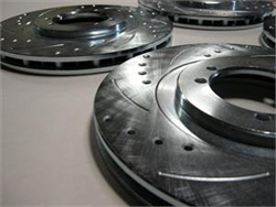 High Performance Cross Drilled Rotor Set PM-H1-PER-301