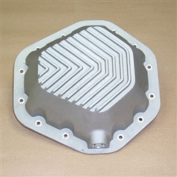 "GM 10½"" Ring Gear, 14 Bolt Patterned Fins Differential Cover PML-9369"