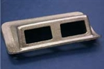 Hummer H1 Switch Covers, 2 Openings PML-9445-2