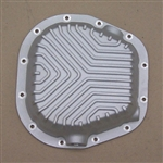 "Ford Sterling 10¼"" or 10½"" Ring Gear 12 Bolt, Patterned Fins Differential Cover PML-9513"